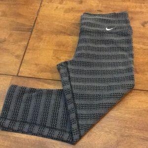 Ladies Nike dry fit capris
